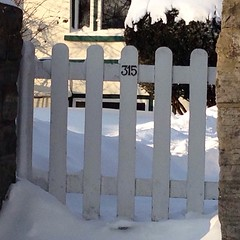 King Street West #ygk #winter #gate