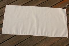 Tuto couture - bouillotte dorsale graines de lin - Etape 3