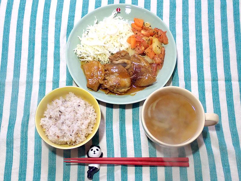 2015年2月4日の晩ご飯