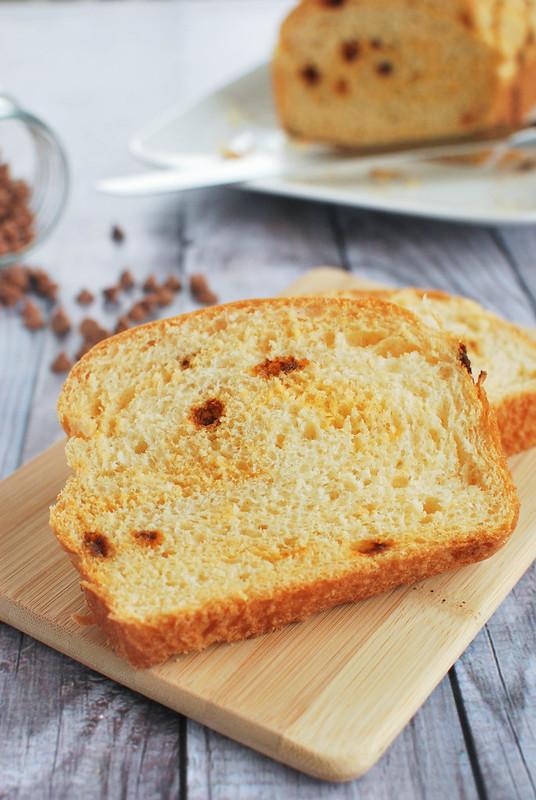 Cinnamon Chip Bread (Great Harvest Copycat Recipe)