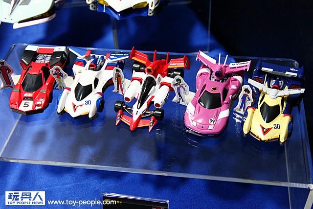 TiCA 2015 台北國際動漫節Premium BANDAI 攤位現場報導!!!