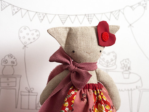 Val the little rag-cat