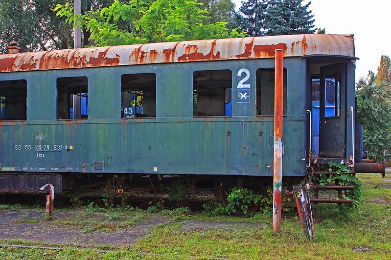 Klass 2 vagn 2