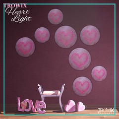 Trowix - Heart Light MP
