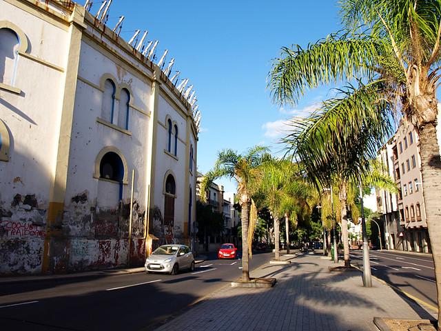 Plaza del Toro, Bullring, La Rambla, Santa Cruz, Tenerife