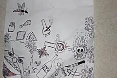 Staff Meeting Doodles..