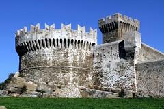 Castello di Populonia, XIV sec.