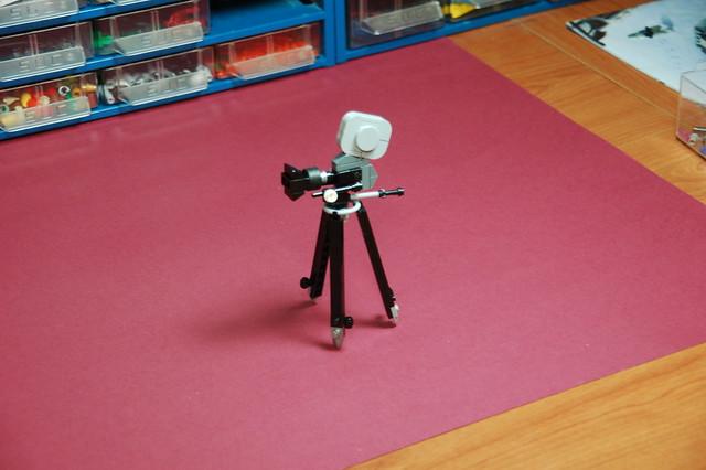 Film Camera (BrickJournal 28)