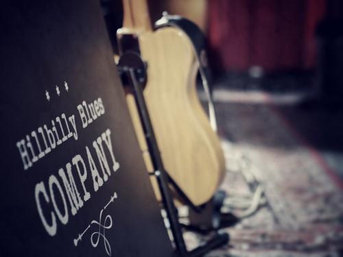 Hillbilly Blues Company