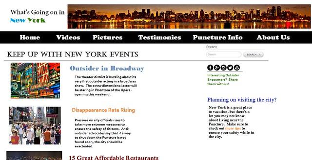 new york website