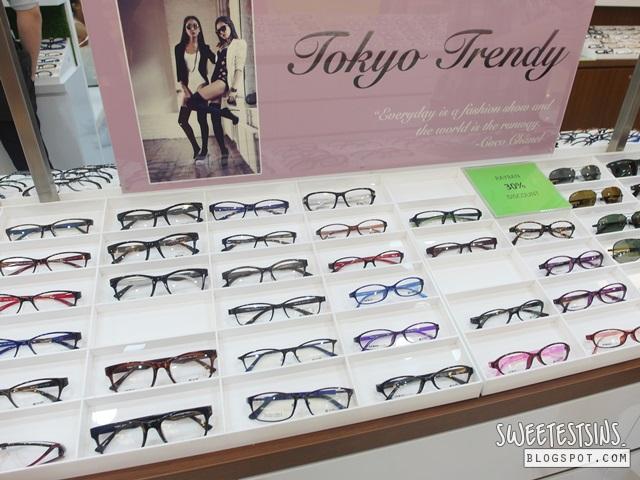 tokyo star optical tokyo trendy frames