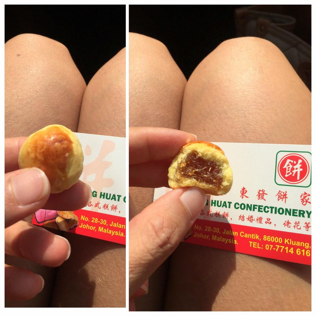 tong huat confectionery - kluang