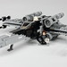 Rogue One X-Wing 01 by Large Bricks