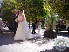 L'ingresso della sposa!
