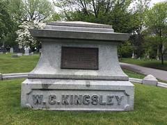 Kingsley tomb, Green-Wood Cemetery, Brooklyn