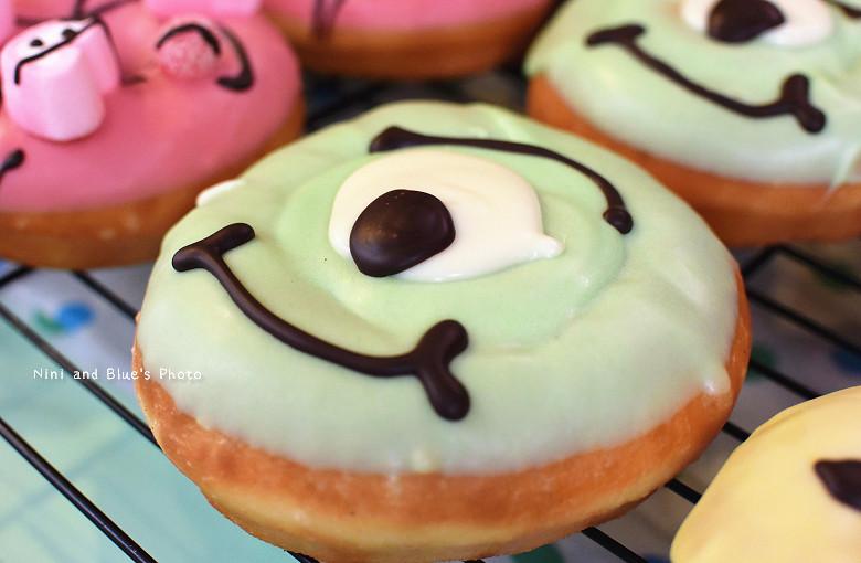 彰化員林JUICY DONUT創意造型甜甜圈15