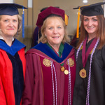 2016 Commencement Ceremonies-Marcella Niehoff School of Nursing