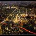 Tokyo Skytree J - Tokyo City Lights 02 by Daniel Mennerich
