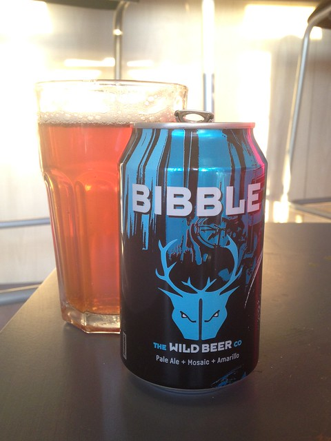 The Wild Beer Co Bibble