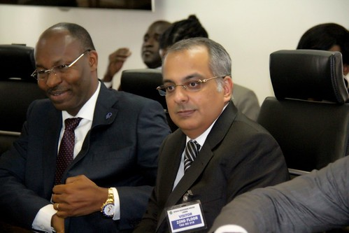 l-r._mr_philips_obioha_,_coo_cwg_plc._mr_ravi_sharma,_abraaj_group | by Austin Okere