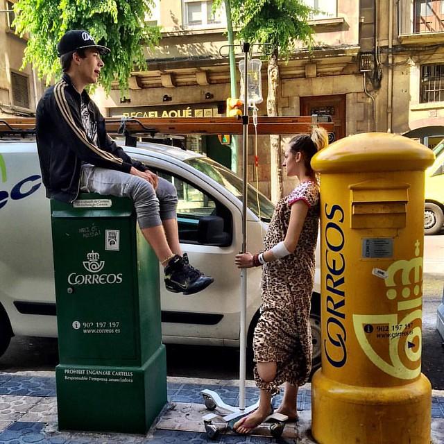 Correos en vena II #igerstgn #tarragona #urbanphotography #igerscatalunya