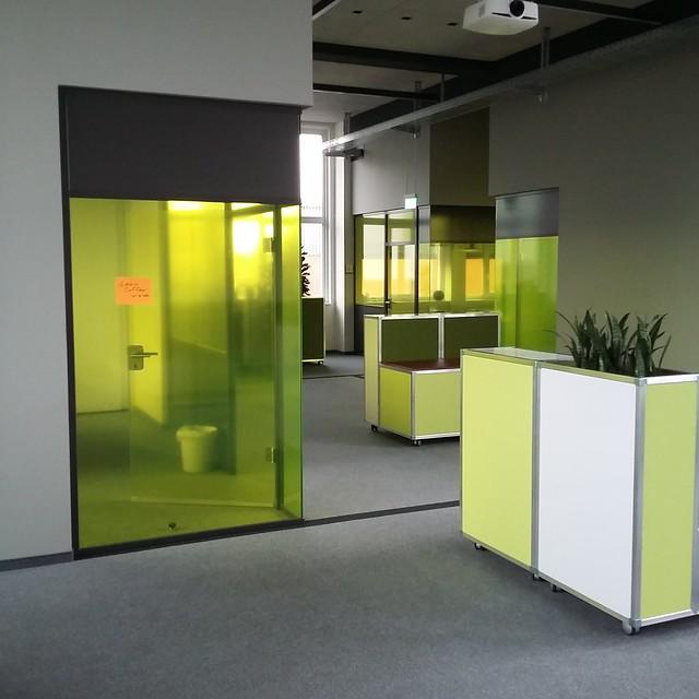 Neue Konfi-Etage bei REWE digital