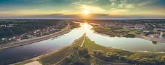 Confluence | Kaunas | Aerial Panorama | Summer 2016
