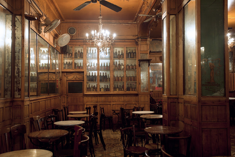 Vintage Bar Marsella
