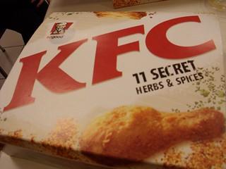KFC Fully Loaded Meal