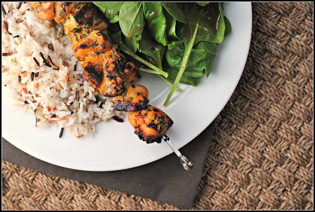 honeylimechickenskewers1