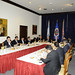 Secretary General Meets with Foreign Ministers of Belize and Guatemala