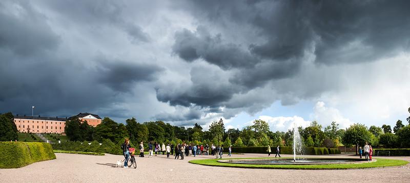 Botaniska trädgården, Kulturnatt 2012