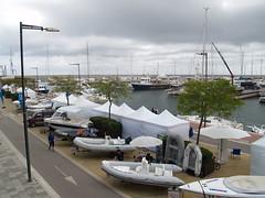 El festival reuneix mig centenar d'embarcacions, amb grans oportunitats de compra, i una quarentena d'empreses expositores.