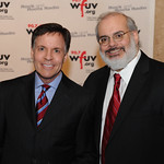 WFUV Gala 2013: Bob Costas and Darren DeVivo
