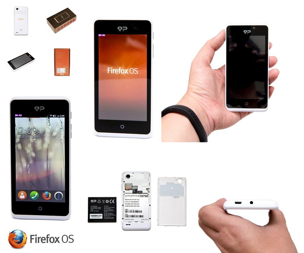 Geekphone peak – Firefox OS 來了! (1) 開箱分享 @3C 達人廖阿輝