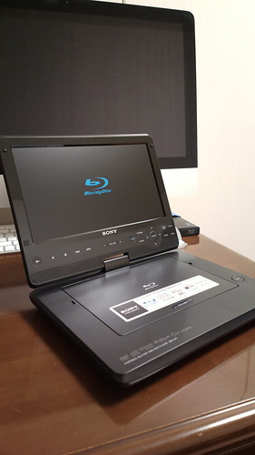 SONY BDP-SX1