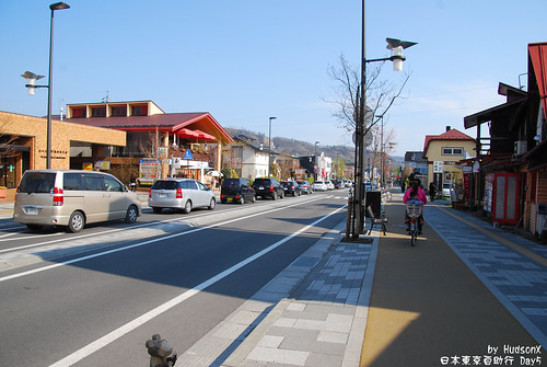 輕井沢街道(2)