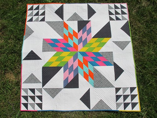 harlequin star