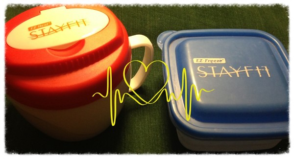 stay fit containers