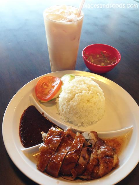 jalan alor duck rice