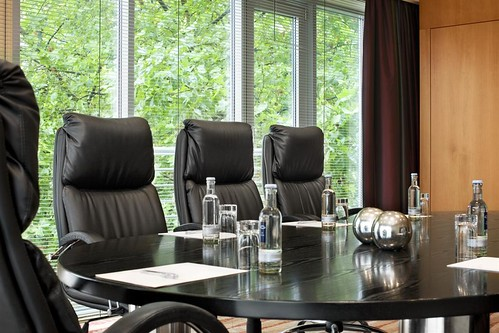 Le Meridien Munich—Business meeting