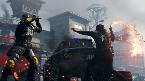inFAMOUS Second Son on PS4