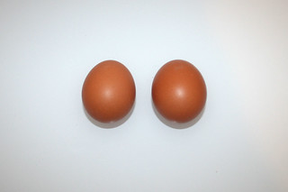 09 - Zutat Eier / Ingredient eggs