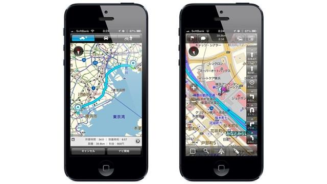 MapFan+イメージ