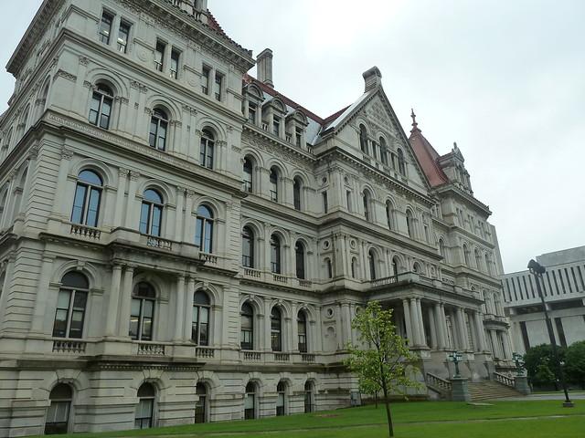 The Capitol, Albany NY III