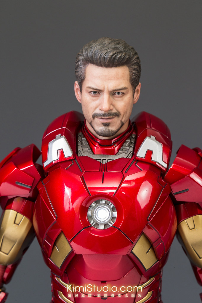 2013.06.11 Hot Toys Iron Man Mark VII-072