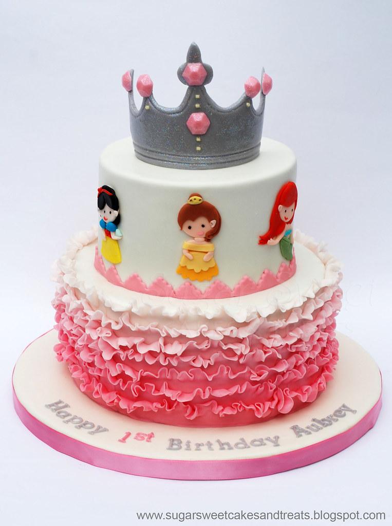 Disney Custom Cakes