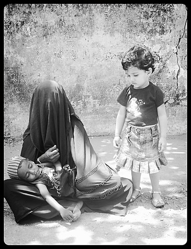 Ramzan Has Not Changed Much Since Marziya Was 2 Year Old .. Only Hope Remains Unchanged by firoze shakir photographerno1