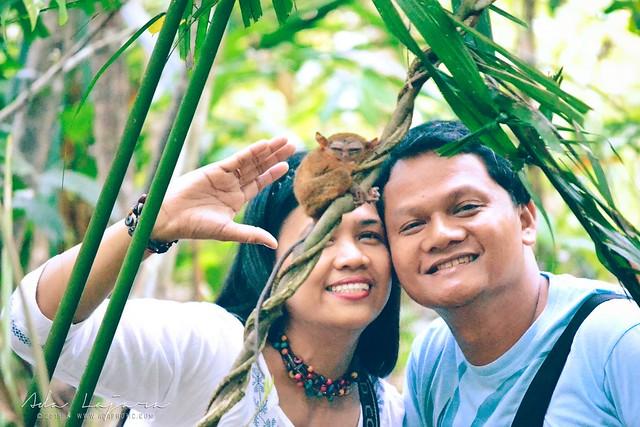 Tarsier Conservation Area, Bohol
