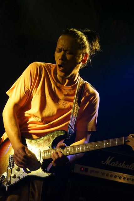 SPUTNIK KOMBINAT live at Outbreak, Tokyo, 15 Jul 2013. 173
